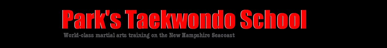 Park's Taekwondo School, Portsmouth, New Hampshire
